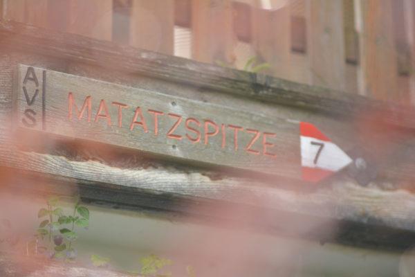 Berggasthof Valtelehof - Ausgangspunkt zur Matatz Spitze